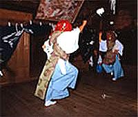 八坂神社の岩戸神楽